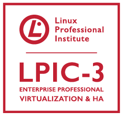 LPIC-3: VIRTUALIZATION & HA