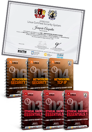 Linux Security Systems - Certificación CLA Instituto LInux y UTN-FRD