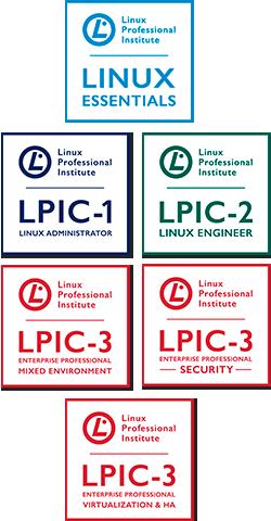 Certificaciones LPI