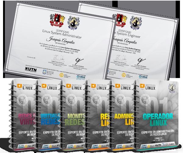 Linux System Engineer - Certificación CLA Instituto LInux y UTN-FRD