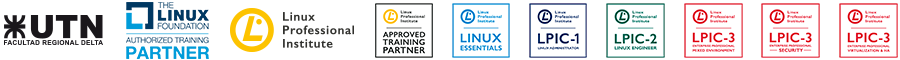 Linux Professional Institute - Linux Foundation - UTN