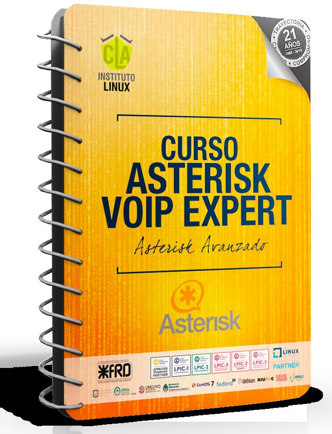 Asterisk VoIP Expert - Nivel Avanzado