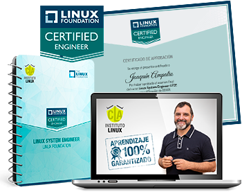 Curso Certificación Linux System Engineer Linux Foundation