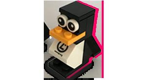 1 Tux Lego DE REGALO!!!