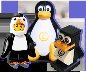 1 Tux Lego + 1 Tux Antistress + 1 Tux PENGUIN BOY DE REGALO!!!