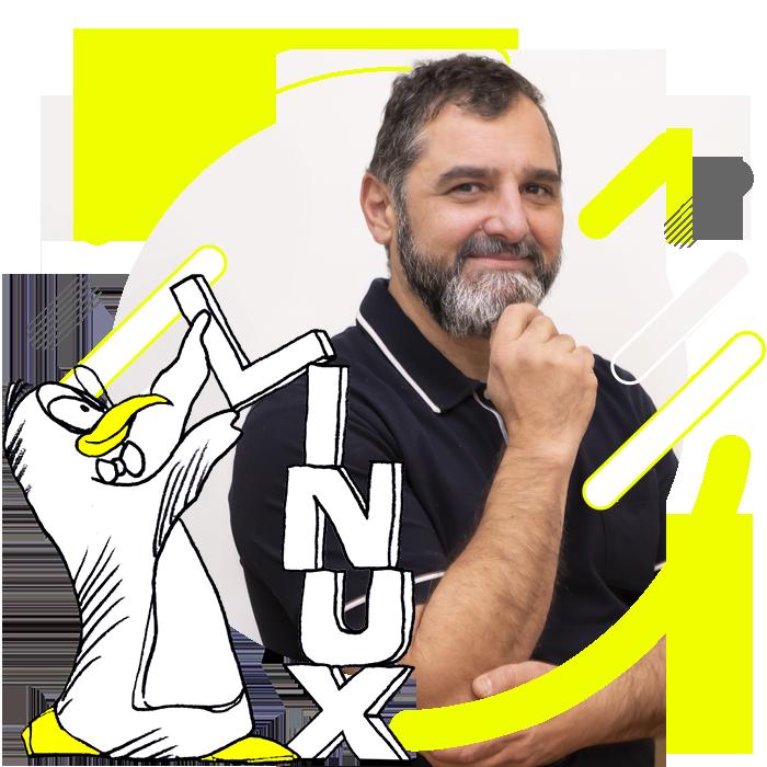 Fabian Ampalio - CEO de CLA Instituto Linux