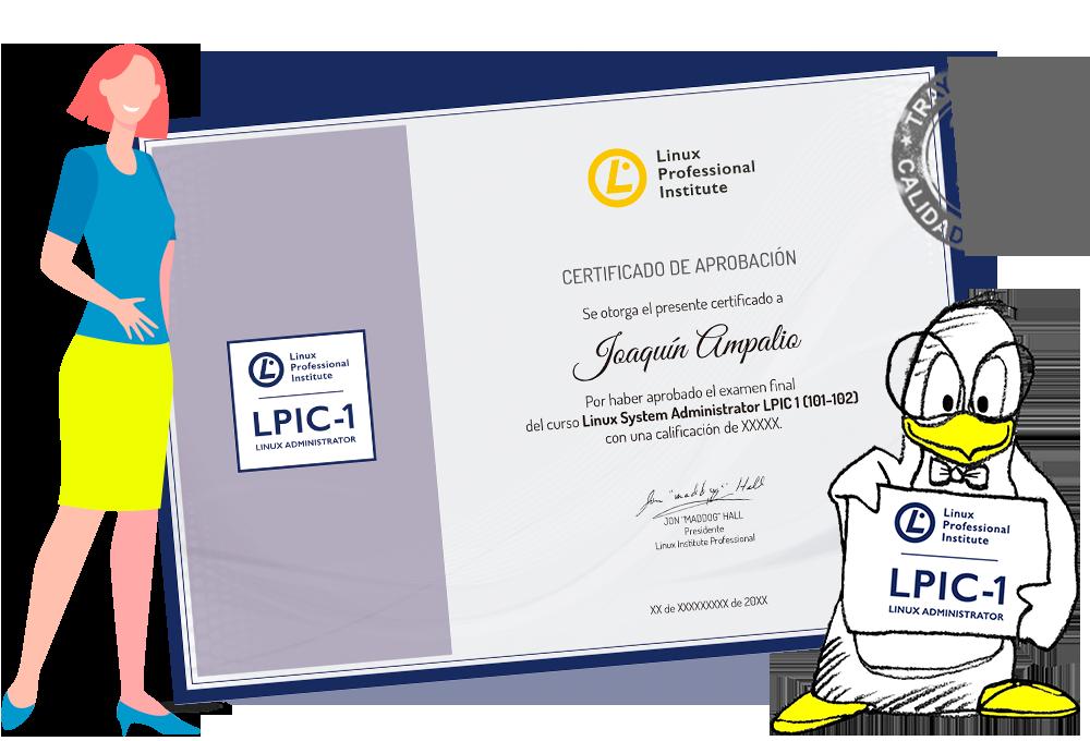 LPIC 1 (101 - 102)