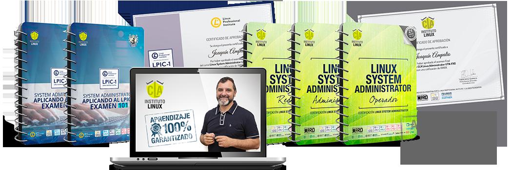 LINUX SYSTEM Administratot + WORKSHOPS LPIC-1